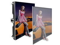 P4.81 Building Outdoor LED Display Screen